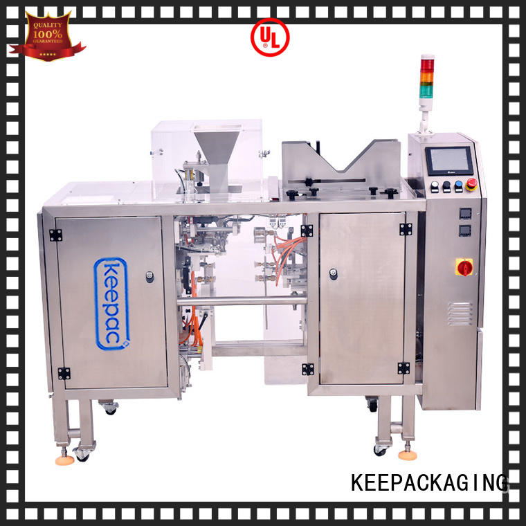 Keepac Best automatic grain packing machine company for beverage