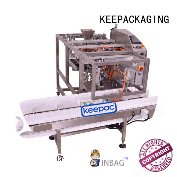 Keepac professional grain packing machine customized for food
