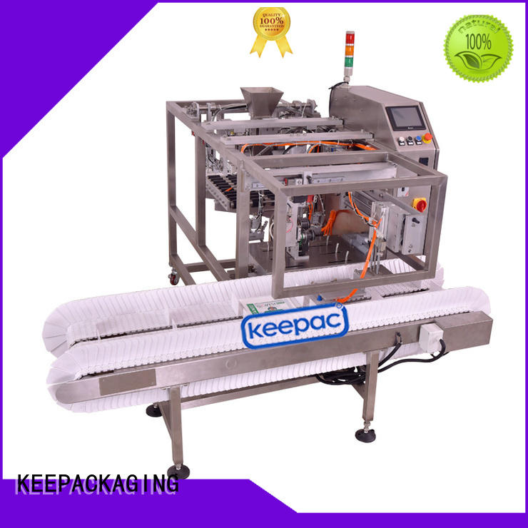 adjustable grain packing machine different sized manufacturingfor pre-openned zipper pouch