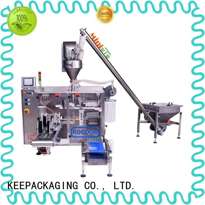 efficient powder pouch packing machine duplex manufacturer for standup pouch