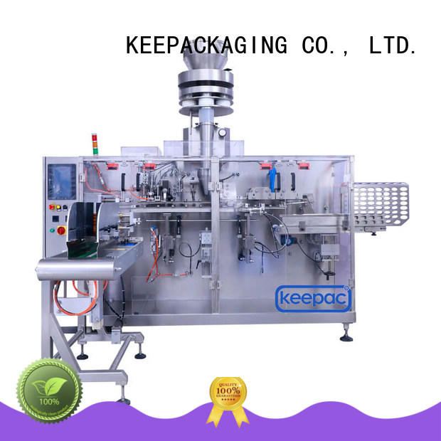 safe industrial packing machine spout supplier for beverage
