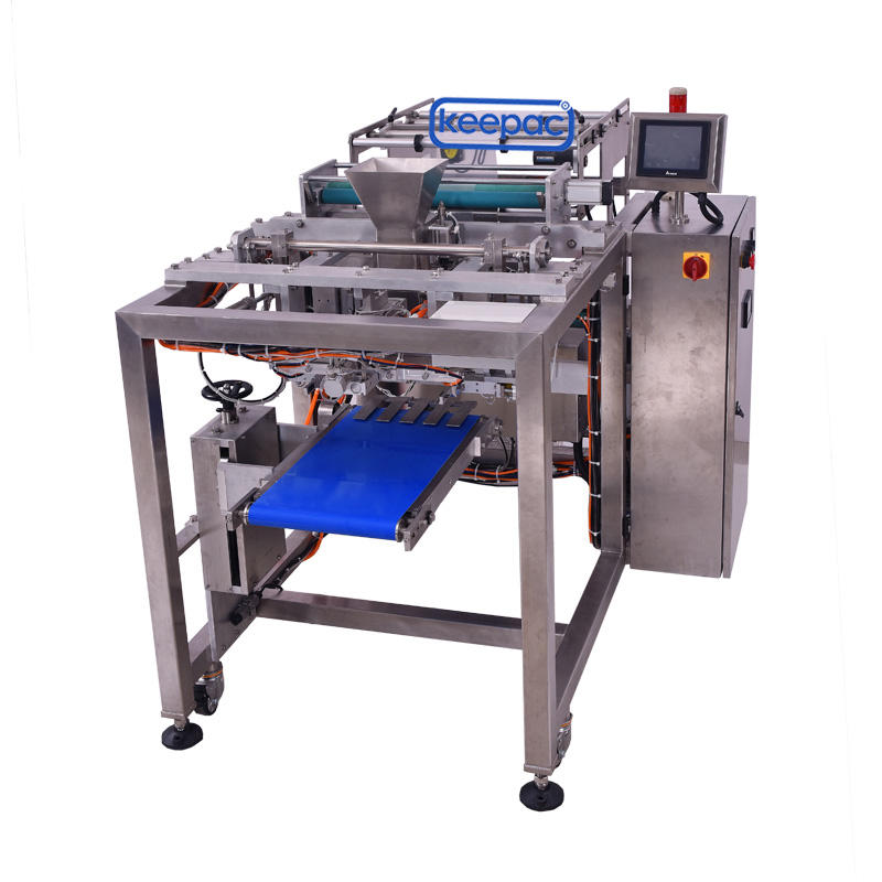 Keepac straight flow design automatic packing machine for business for zipper bag-3