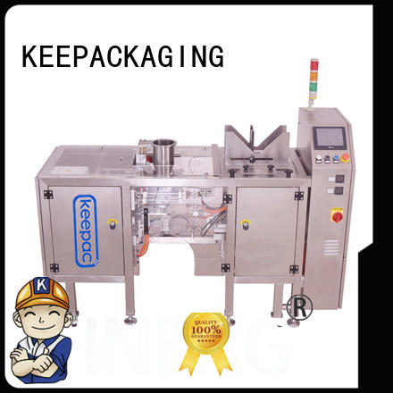 different sized automatic grain packing machine factory direct for beverage