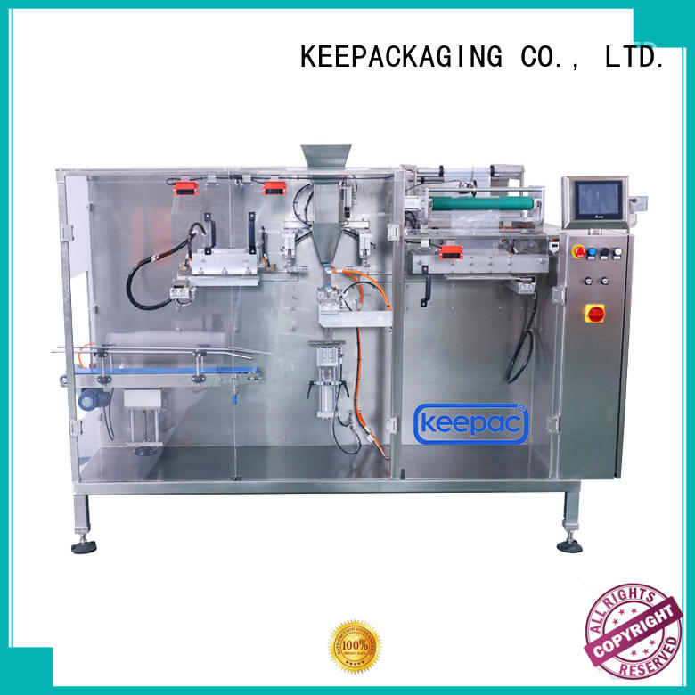 multi bag format automatic tea packing machine easy adjustable for commodity Keepac