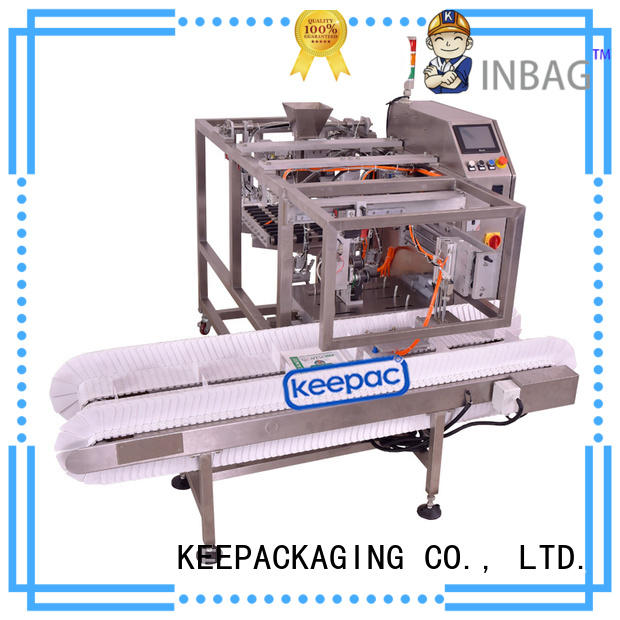 Keepac Best chips packaging machine for business for food