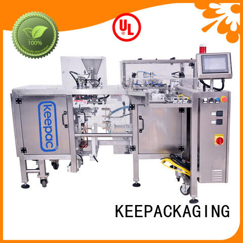Keepac different sized food packaging machine factory direct for food