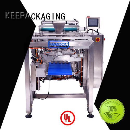 Keepac good quality rice packing machine manufacturing for food