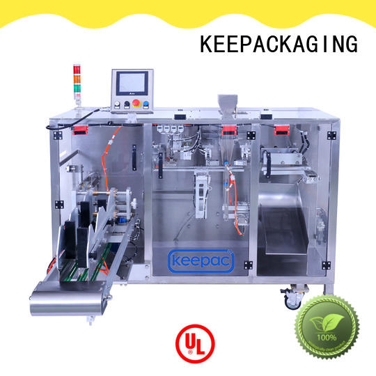 efficient seal packing machine linear wholesale for zipper bag