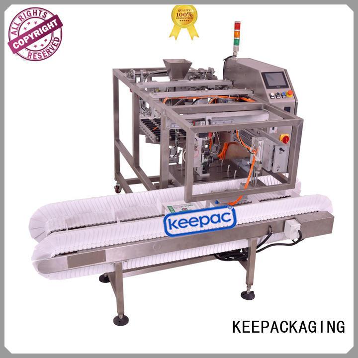 Keepac good price grain packing machine customized for food