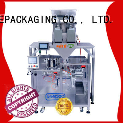 professional pick fill seal machine linear supplier for zipper bag