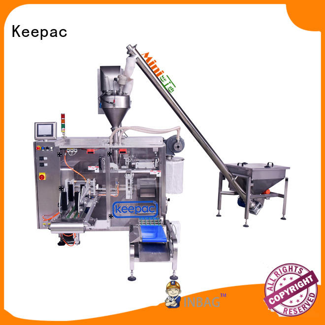 Keepac convenient form fill seal machine manufacturer for food