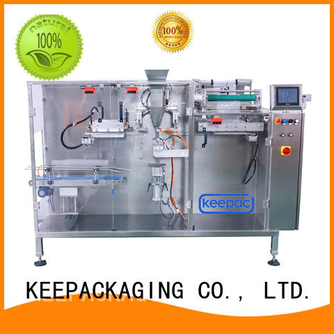 Keepac durable mini packaging machine supplier for beverage