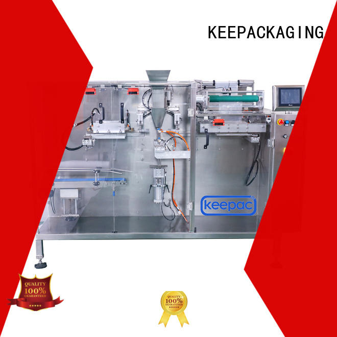 Custom automatic chips packing machine spout Suppliers for food