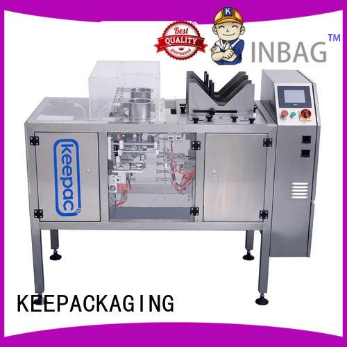 product packaging machine machine sized Keepac Brand