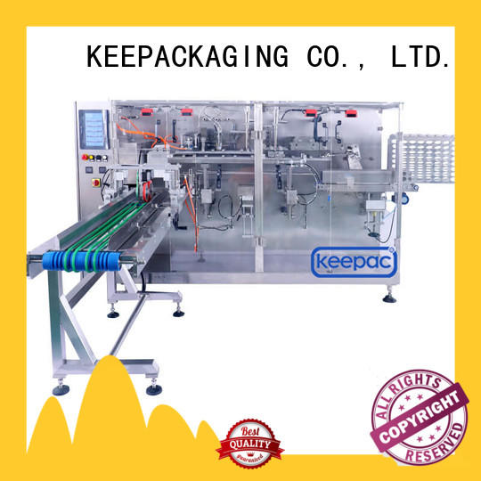 Keepac high quality dry food packing machine supplier for commodity