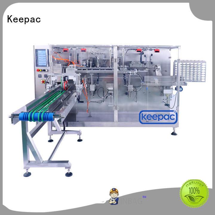 safe industrial packing machine multi bag format manufacturer for food