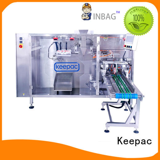 cost-effective small pouch packing machine quick release design for standup bag