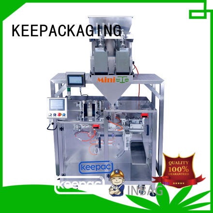 Keepac linear powder packing machine manufacturer for food