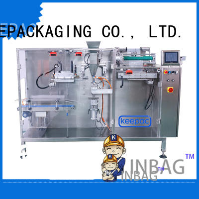 Keepac durable industrial packing machine customized for commodity