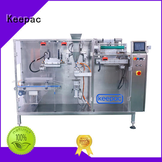 high quality horizontal packaging machine customized for beverage
