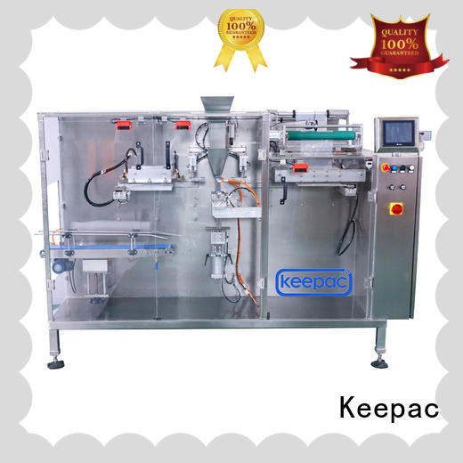 Keepac spout industrial packing machine manufacturer for beverage