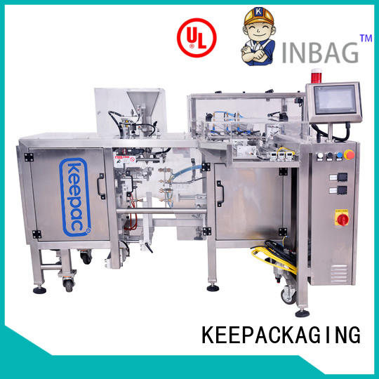 Keepac good price food packaging machine manufacturing for food