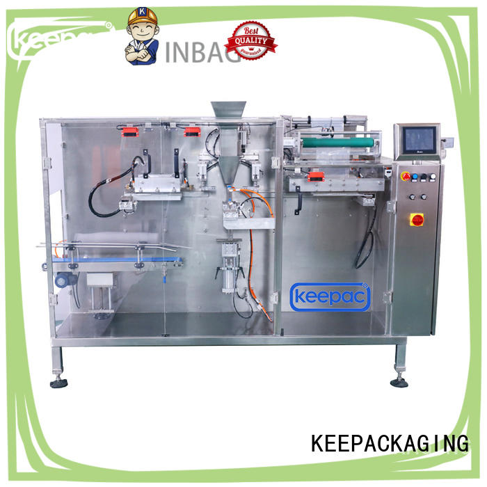 cup automatic tea packing machine factory for beverage Keepac