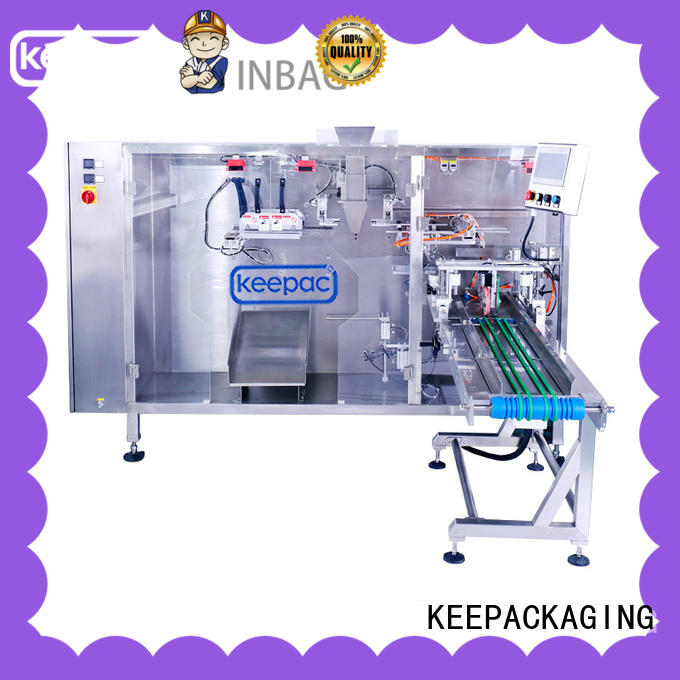 8 inches water pouch packing machine wholesale for zipper bag
