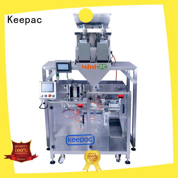 Keepac Top milk powder packing machine manufacturers for food