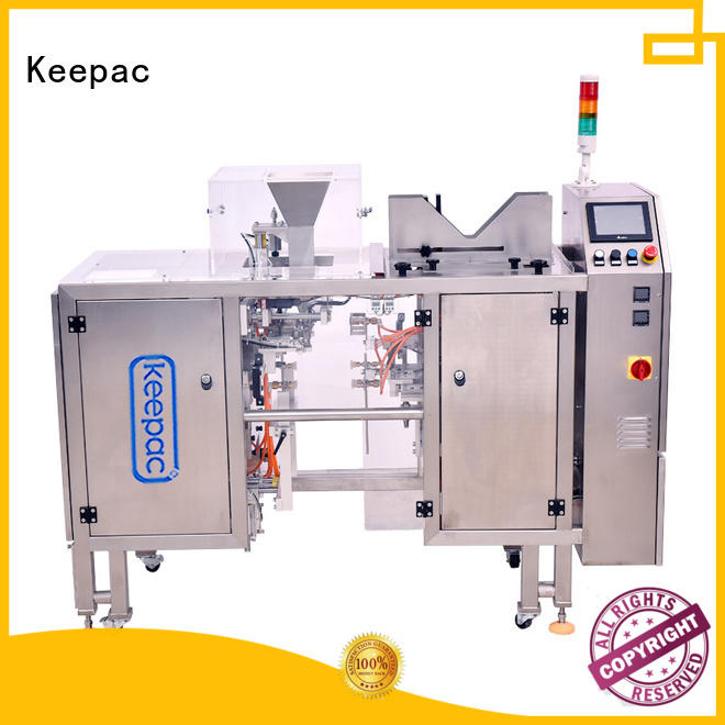 Top grain packing machine multi bag format for business for beverage