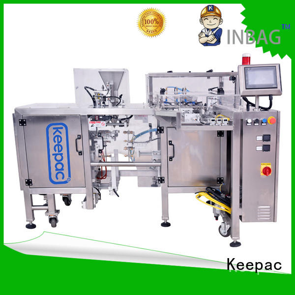 Keepac different sized small food packaging machine customized for food