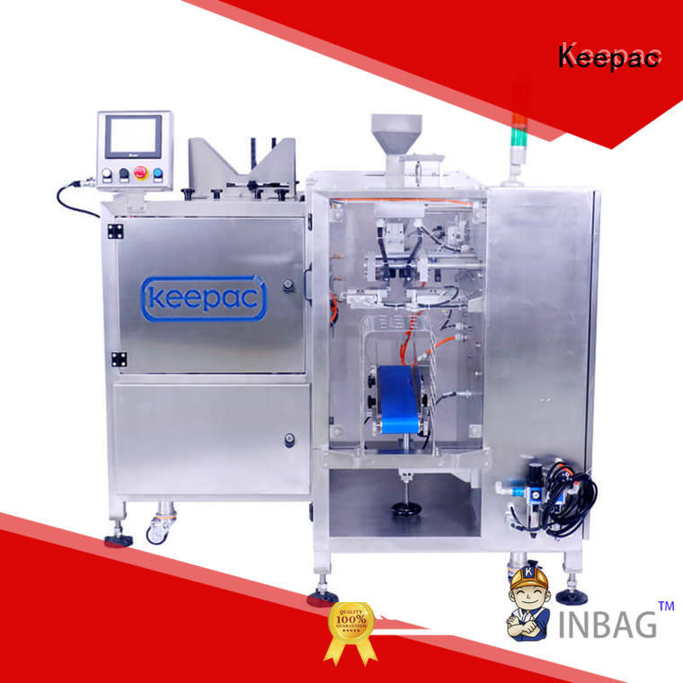 Keepac Custom chips packaging machine for business for food