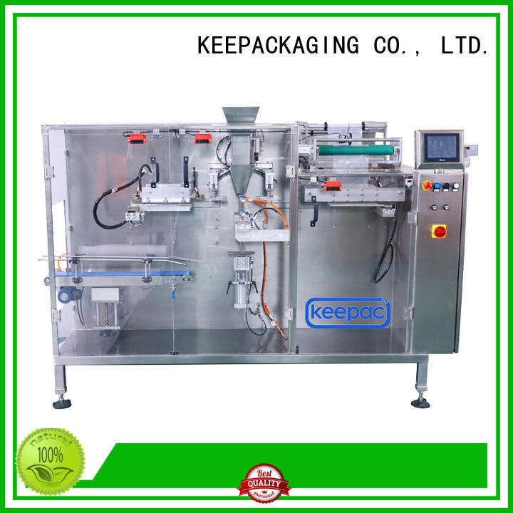 Keepac corner automatic tea packing machine manufacturer for beverage