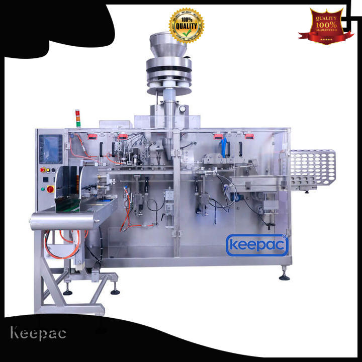 Keepac professional new packaging machine customized for food