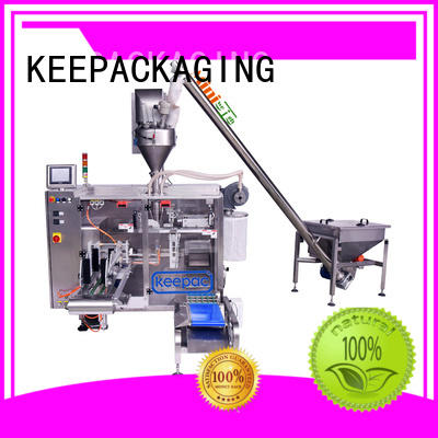 professional milk powder packing machine 8 inches manufacturer for zipper bag