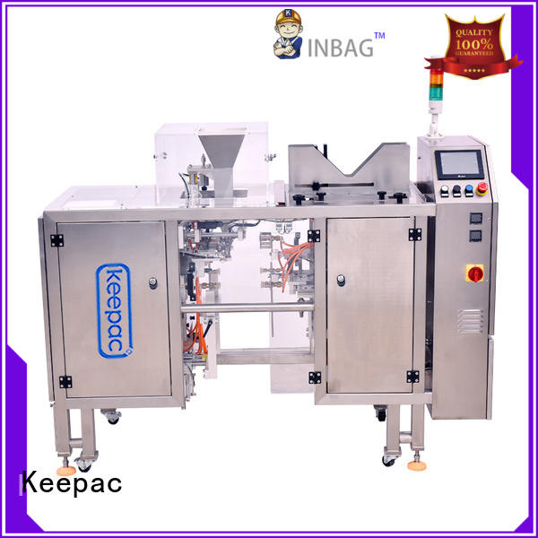 Keepac mini small food packaging machine customized for food