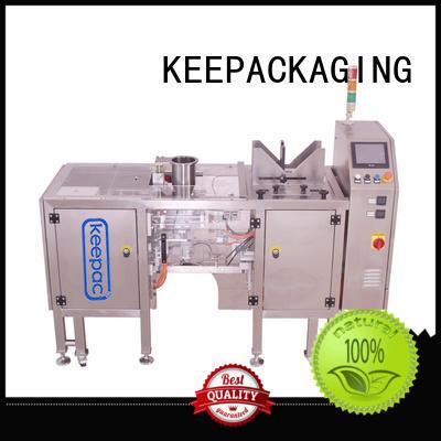 mini doypack machine multi bag format for beverage Keepac
