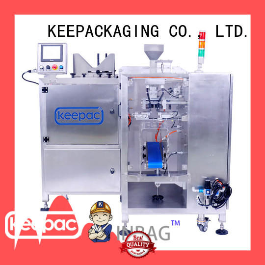 Keepac cost-effective grain packing machine manufacturing for beverage