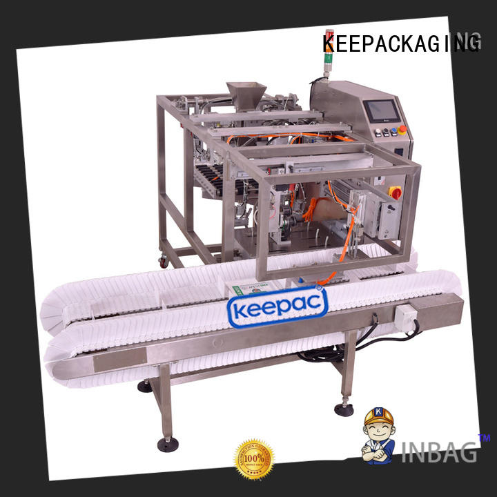 different sized chips packaging machine quick release for beverage Keepac