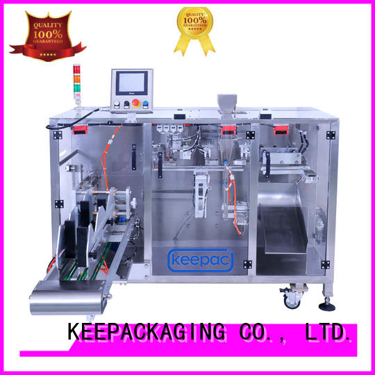 high quality milk powder packing machine staight flow design wholesale for standup pouch