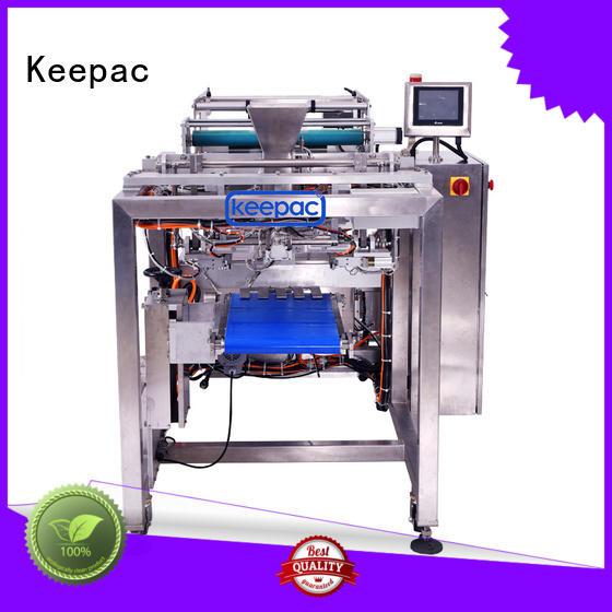 Keepac High-quality foam fill seal machine company for zipper bag