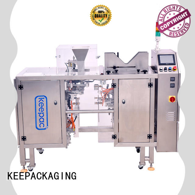 cost-effective noodles packing machine wholesale for pre-openned zipper pouch