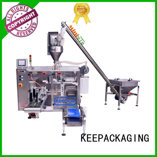 Latest pick fill seal machine duplex Suppliers for food