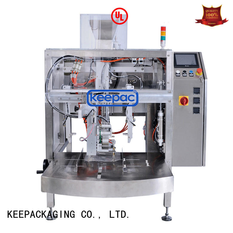 Keepac Wholesale automatic grain packing machine Suppliers for beverage