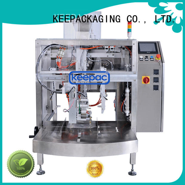 Keepac cost-effective mini doypack machine manufacturing for food