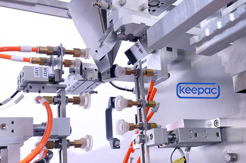 Keepac Top snack food packaging machine company for beverage-3