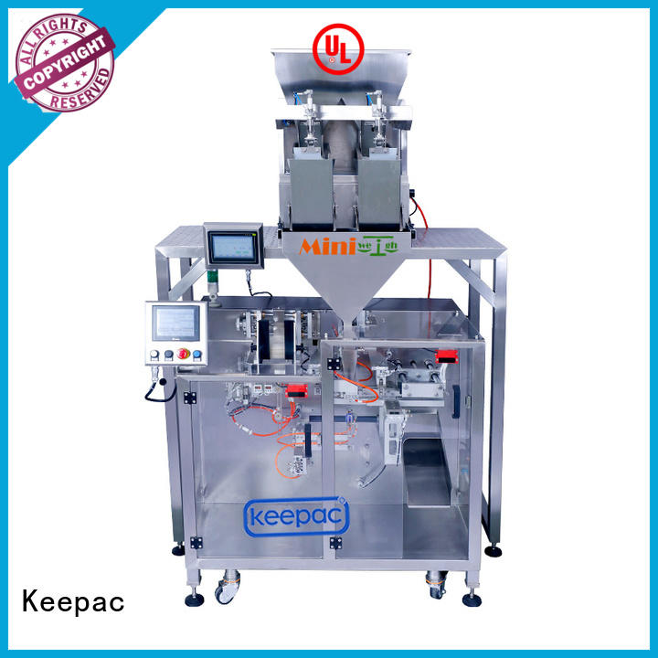 professional powder pouch packing machine 8 inches wholesale for food
