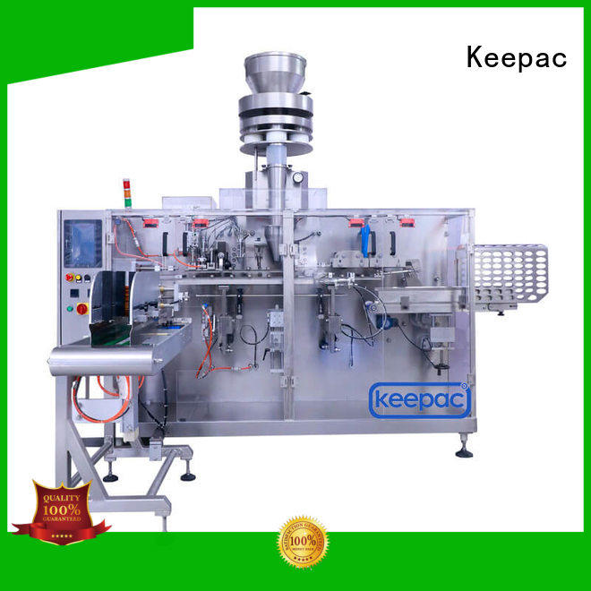durable snacks packaging machine supplier for food