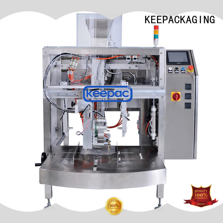 cost-effective small food packaging machine stainless steel 304 customized for beverage