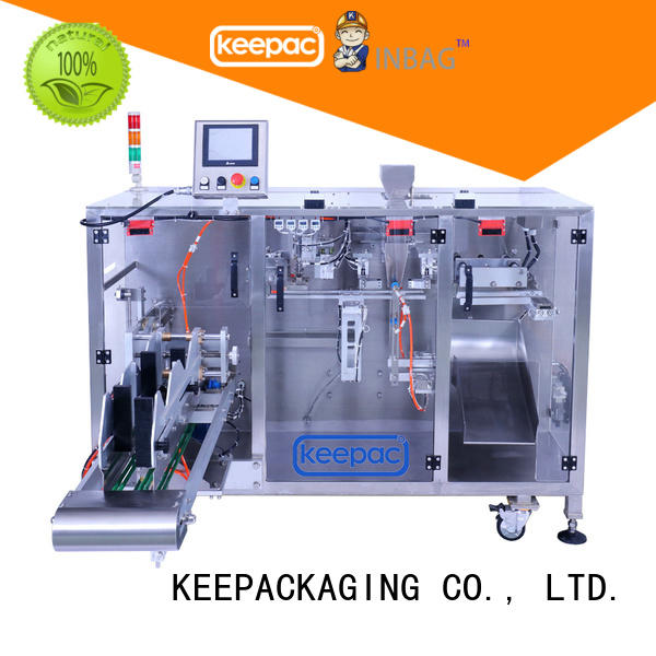 professional seal packing machine duplex manufacturer for zipper bag